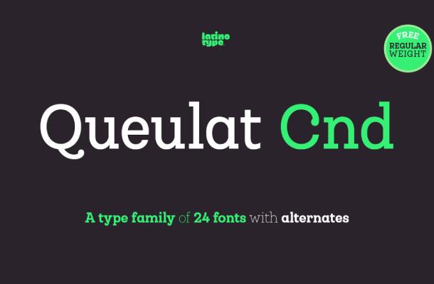 Queulat Font Family