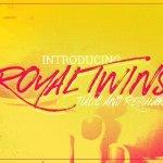 Royal Twins Brush Font