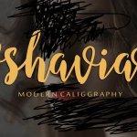 Shavia Script Font