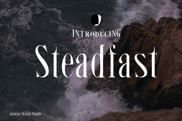 Steadfast Typeface