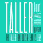 Taller Font