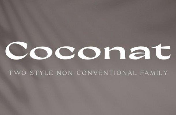 Coconat Font