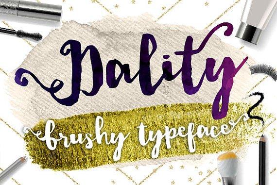 Dality Font