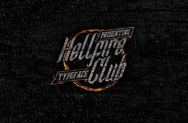 Hellfire Club Font