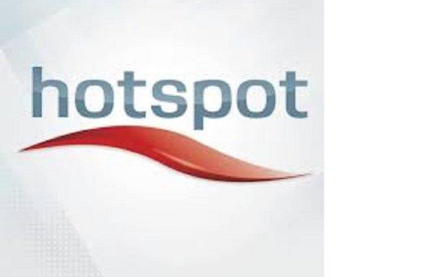 Hot Spot Font