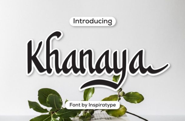 Khanaya Font