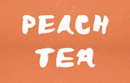 Peach Tea Font