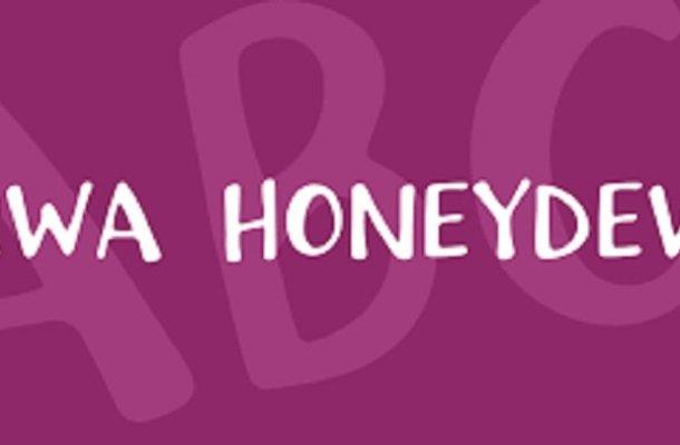 RWA Honeydew Font