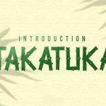 TakaTuka Font