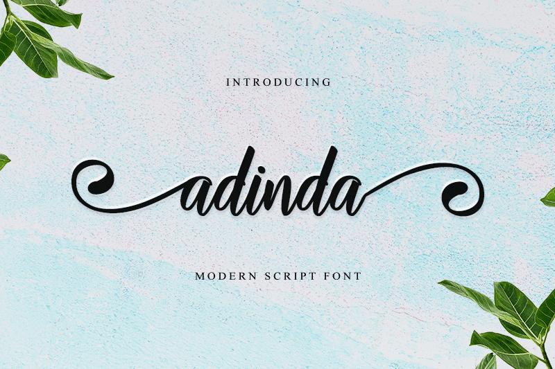 adinda script