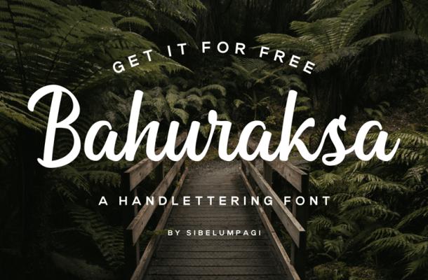 Bahuraksa Font