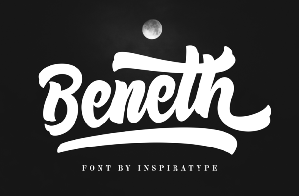 Beneth Font