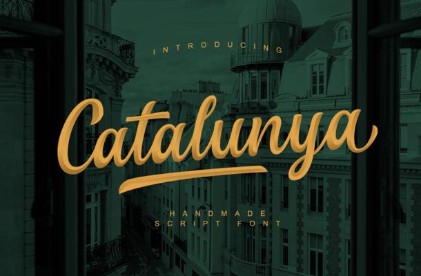 Catalunya Font