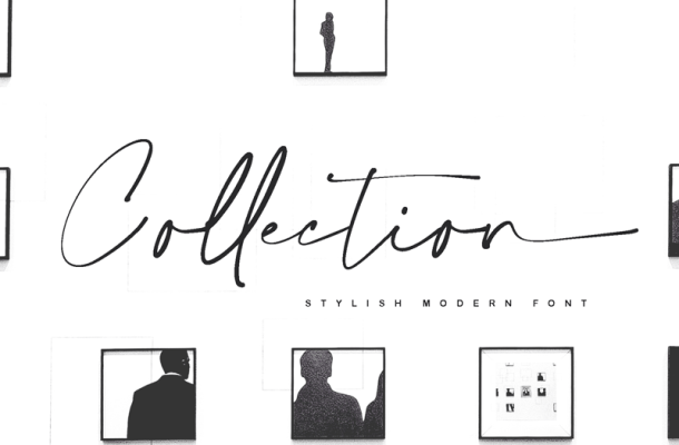 Collection Font