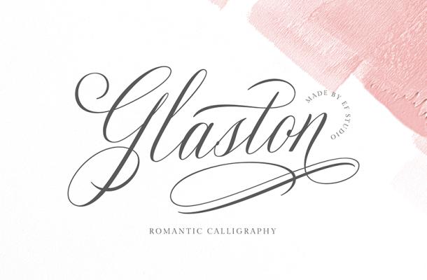 Glaston Font