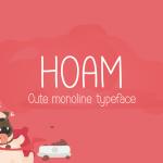 Hoam Font