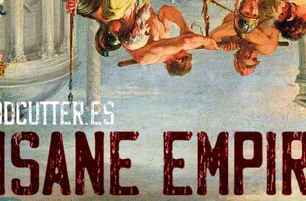 Insane Empire Font