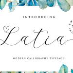 Latia Font
