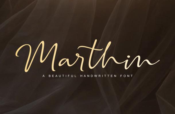 Marthin Font