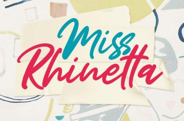 Miss Rhinetta Script Font