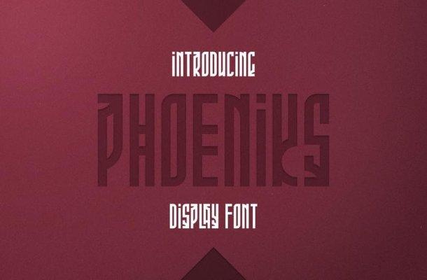 Phoeniks Font