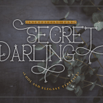 Secret Darling Font