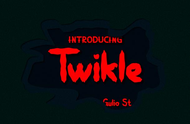 Twikle Font