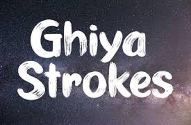 Ghiya Strokes Font