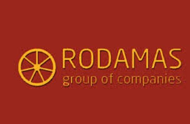Rodamas Font