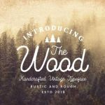 The Wood Vintage Monoline Script