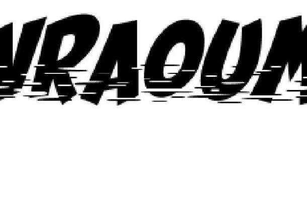 Vraoum Font
