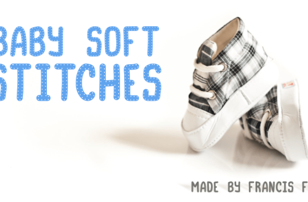 Baby Soft Stitches Font