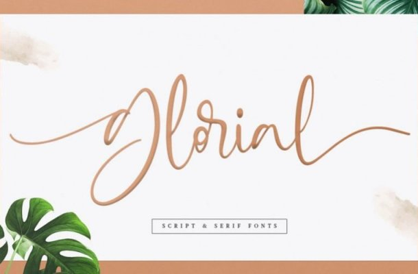 Glorial Handwritten Font