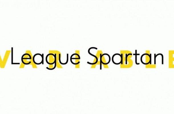 League Spartan Sans Font