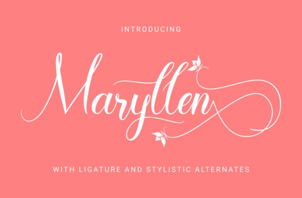 Maryllen Font