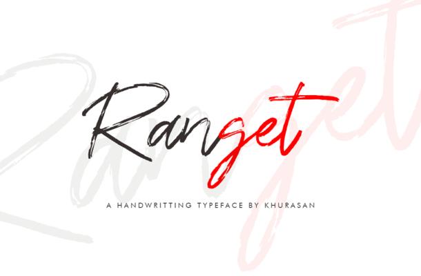 Ranget Font