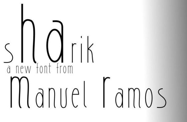 Sharik Sans Font