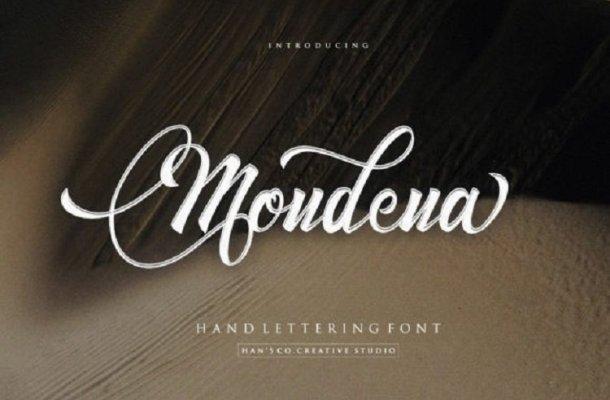 Mondena Font