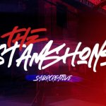 The Stamshons Brush Font