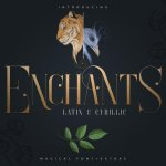 Enchants – Magical Font