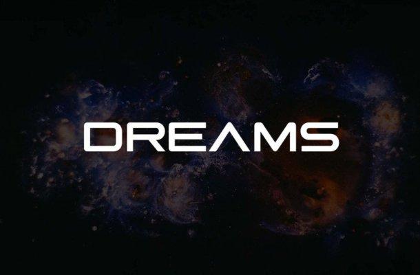Dreams – Space Font