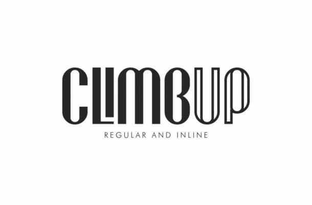 CLIMBUP Font Duo Free