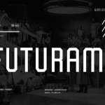 Futurama Display Font Free