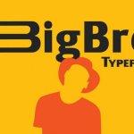 Big Bro Sans Serif Font