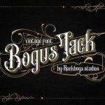 Bogus Jack Blackletter Font