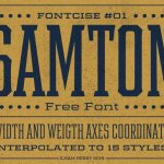 Samton Display Font Family