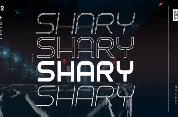 Shary Display Font Free