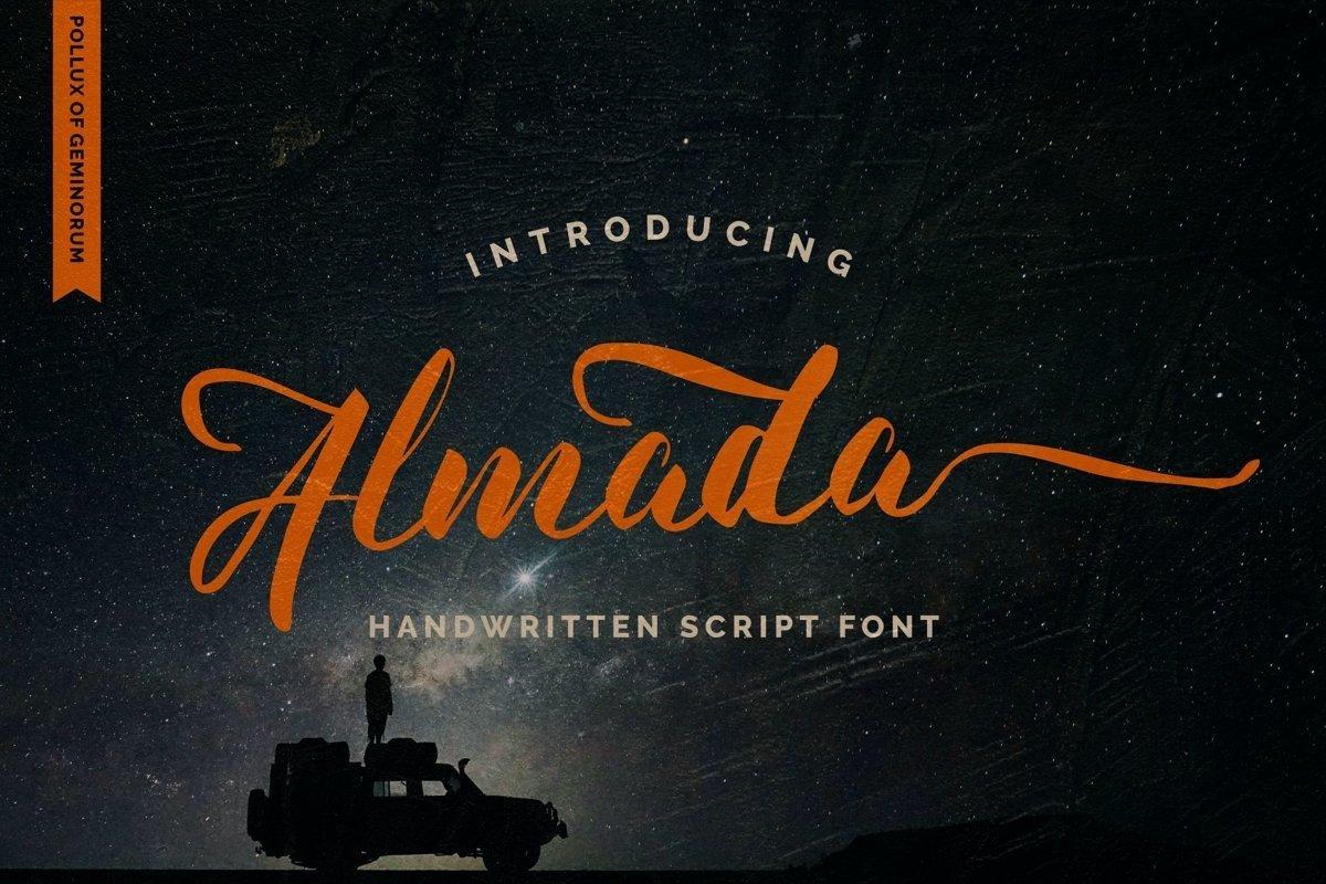 Almada-Font