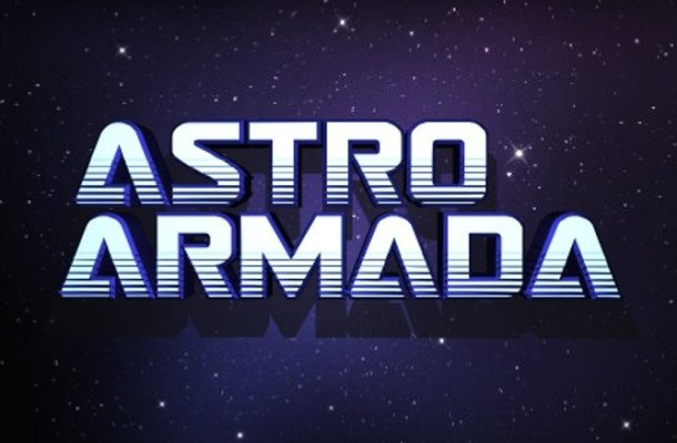 Astro Armada Display Font