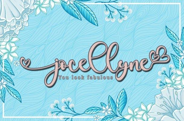 Jocellyne Font Free